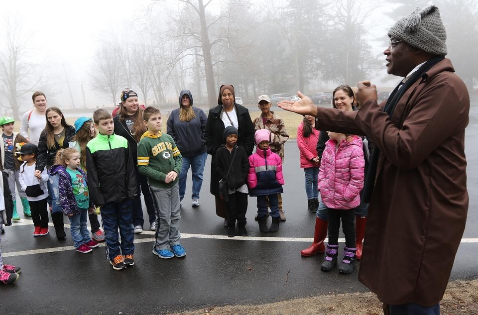Making history come alive in Concord