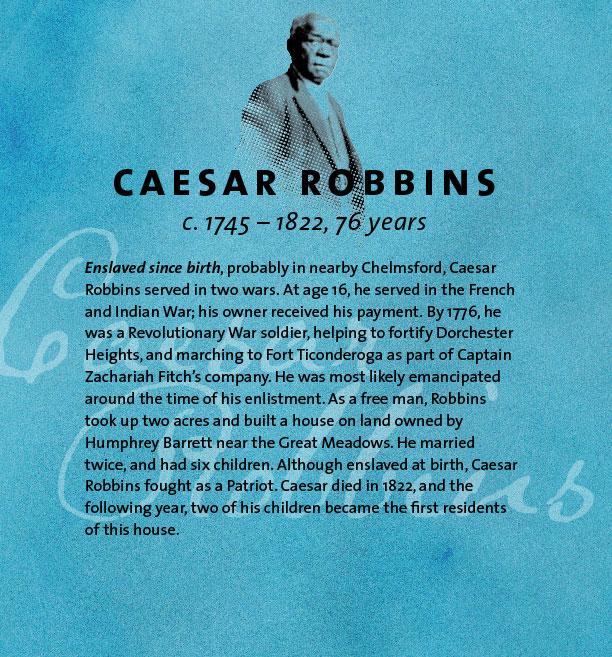 Caesar Robbins