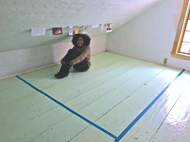 Ellen Garrison/Harriet Jacobs Pop-up Exhibit