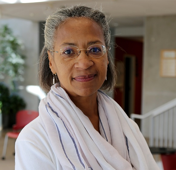 Dr. Maria Madison is Founder and Co-President of the Robbins House, Inc., and Dean of Diversity at Brandeis University.