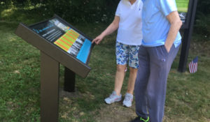 Robbins House Outdoor Exhibit Feedback